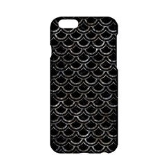 Scales2 Black Marble & Gray Stone Apple Iphone 6/6s Hardshell Case by trendistuff