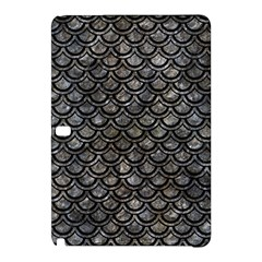Scales2 Black Marble & Gray Stone (r) Samsung Galaxy Tab Pro 12 2 Hardshell Case by trendistuff