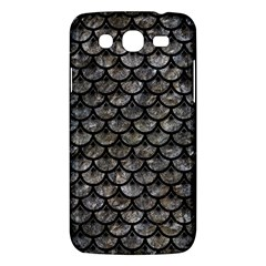 Scales3 Black Marble & Gray Stone (r) Samsung Galaxy Mega 5 8 I9152 Hardshell Case  by trendistuff