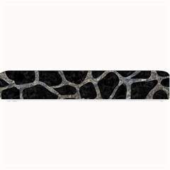 Skin1 Black Marble & Gray Stone (r) Small Bar Mats by trendistuff