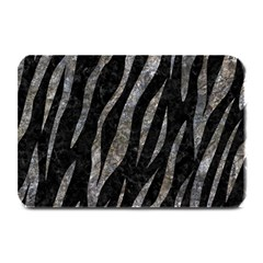 Skin3 Black Marble & Gray Stone Plate Mats by trendistuff