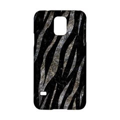 Skin3 Black Marble & Gray Stone Samsung Galaxy S5 Hardshell Case  by trendistuff