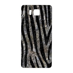 Skin4 Black Marble & Gray Stone Samsung Galaxy Alpha Hardshell Back Case by trendistuff
