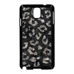 Skin5 Black Marble & Gray Stone (r) Samsung Galaxy Note 3 Neo Hardshell Case (black) by trendistuff