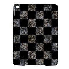 Square1 Black Marble & Gray Stone Ipad Air 2 Hardshell Cases by trendistuff