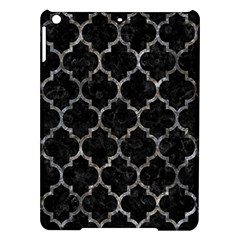 Tile1 Black Marble & Gray Stone Ipad Air Hardshell Cases by trendistuff