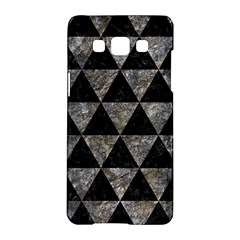 Triangle3 Black Marble & Gray Stone Samsung Galaxy A5 Hardshell Case  by trendistuff