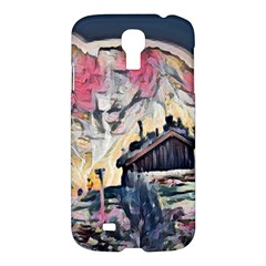 Modern Abstract Painting Samsung Galaxy S4 I9500/i9505 Hardshell Case by 8fugoso