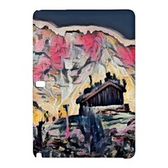 Modern Abstract Painting Samsung Galaxy Tab Pro 10 1 Hardshell Case by 8fugoso