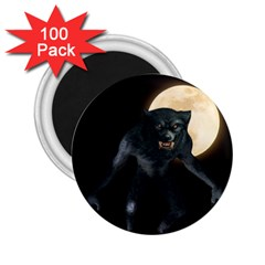 Werewolf 2 25  Magnets (100 Pack)