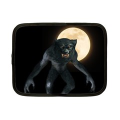 Werewolf Netbook Case (small)  by Valentinaart