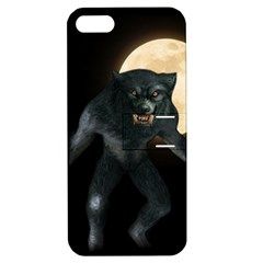 Werewolf Apple Iphone 5 Hardshell Case With Stand by Valentinaart