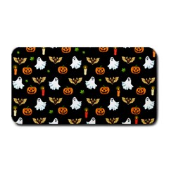 Halloween Pattern Medium Bar Mats by Valentinaart