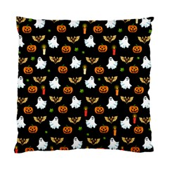 Halloween Pattern Standard Cushion Case (two Sides)