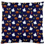 Halloween pattern Standard Flano Cushion Case (One Side) Front