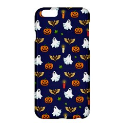 Halloween Pattern Apple Iphone 6 Plus/6s Plus Hardshell Case by Valentinaart