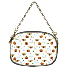 Halloween Pattern Chain Purses (one Side)
