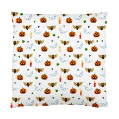 Halloween Pattern Standard Cushion Case (two Sides) by Valentinaart