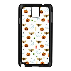 Halloween Pattern Samsung Galaxy Note 3 N9005 Case (black)