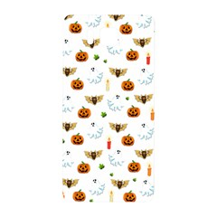 Halloween Pattern Samsung Galaxy Alpha Hardshell Back Case by Valentinaart