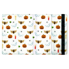 Halloween Pattern Apple Ipad Pro 9 7   Flip Case by Valentinaart