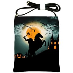 Headless Horseman Shoulder Sling Bags