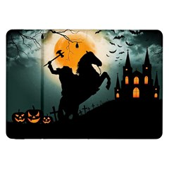 Headless Horseman Samsung Galaxy Tab 8 9  P7300 Flip Case by Valentinaart