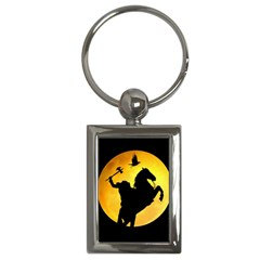 Headless Horseman Key Chains (rectangle)