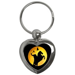 Headless Horseman Key Chains (heart)