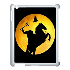 Headless Horseman Apple Ipad 3/4 Case (white) by Valentinaart