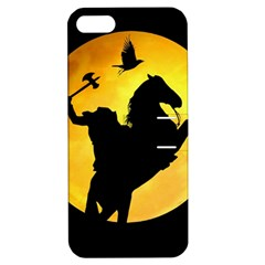 Headless Horseman Apple Iphone 5 Hardshell Case With Stand by Valentinaart