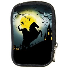 Headless Horseman Compact Camera Cases by Valentinaart