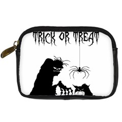 Halloween Digital Camera Cases by Valentinaart