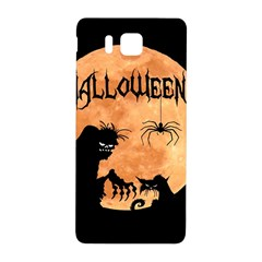 Halloween Samsung Galaxy Alpha Hardshell Back Case