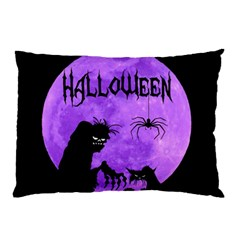 Halloween Pillow Case (two Sides)