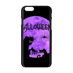 Halloween Apple Iphone 6/6s Black Enamel Case