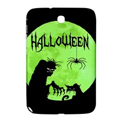 Halloween Samsung Galaxy Note 8 0 N5100 Hardshell Case  by Valentinaart