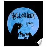 Halloween Canvas 20  x 24   24 x20 Canvas - 1
