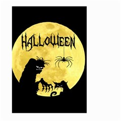 Halloween Large Garden Flag (two Sides)