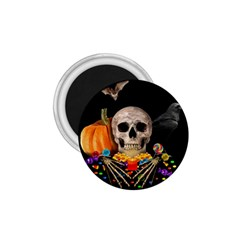 Halloween Candy Keeper 1 75  Magnets by Valentinaart