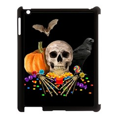 Halloween Candy Keeper Apple Ipad 3/4 Case (black)