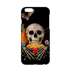 Halloween Candy Keeper Apple Iphone 6/6s Hardshell Case by Valentinaart