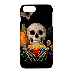 Halloween Candy Keeper Apple Iphone 7 Plus Hardshell Case by Valentinaart