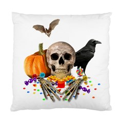 Halloween Candy Keeper Standard Cushion Case (one Side)