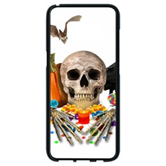 Halloween Candy Keeper Samsung Galaxy S8 Black Seamless Case