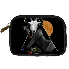 Spiritual Goat Digital Camera Cases by Valentinaart