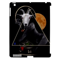 Spiritual Goat Apple Ipad 3/4 Hardshell Case (compatible With Smart Cover) by Valentinaart