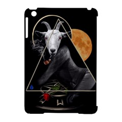 Spiritual Goat Apple Ipad Mini Hardshell Case (compatible With Smart Cover) by Valentinaart