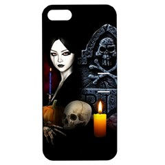 Vampires Night  Apple Iphone 5 Hardshell Case With Stand