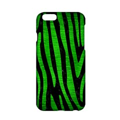 Skin4 Black Marble & Green Brushed Metal (r) Apple Iphone 6/6s Hardshell Case by trendistuff